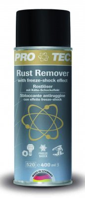 Rust Remover med Freeze-Shock-Effect